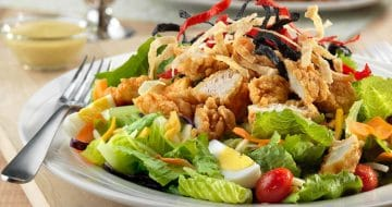 CHICKEN SALAD GASTRIC ILLNESS