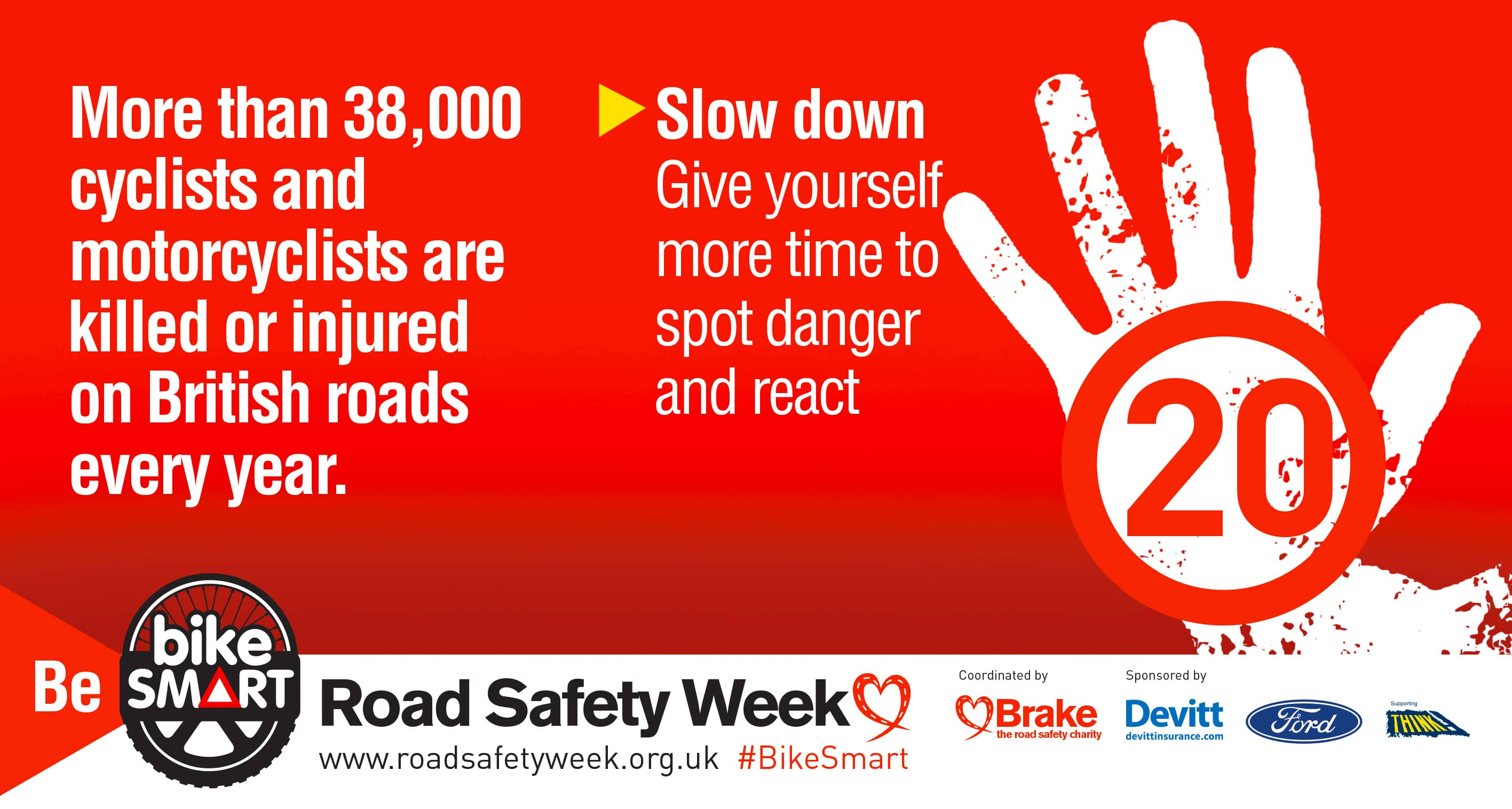Cromptons Solicitors Road Safety Week Infographic