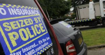 uninsured vehicle