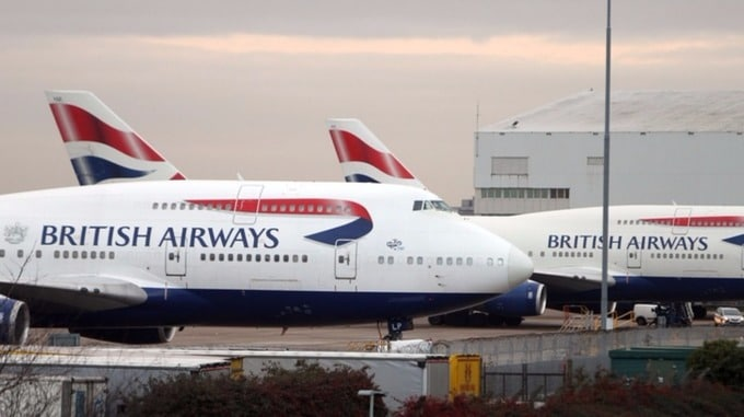 British Airways delays