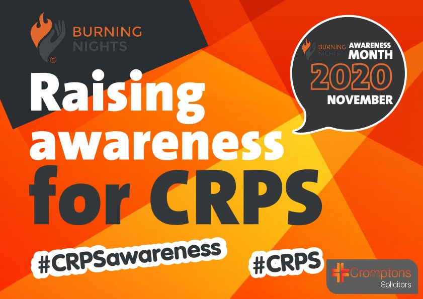 CRPS AWARENESS MONTH